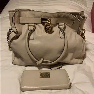 Michael Kors Bag and Wallett